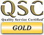 Quality Service Certified® Gold