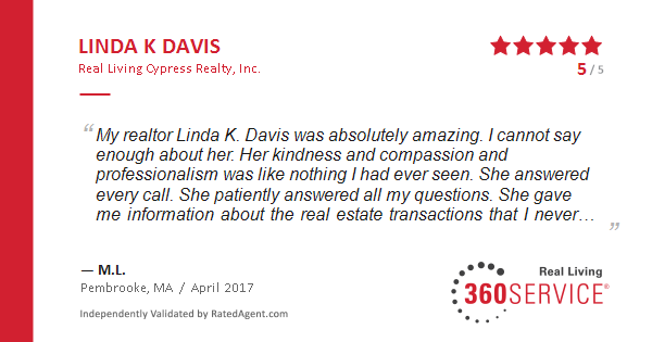 Verified Buyer Review for Linda K Davis